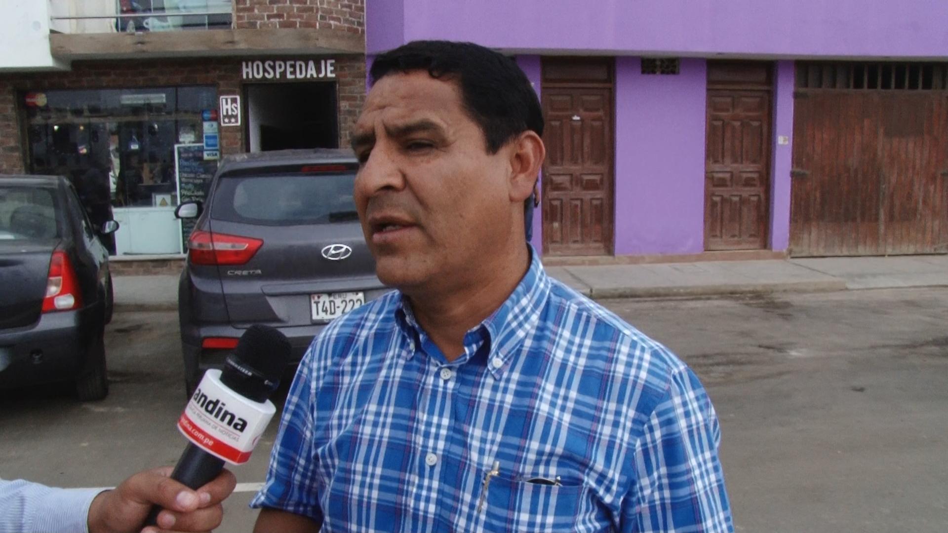 Papa Francisco: alcalde de Víctor Larco asegura que todo está listo par recibirlo mañana