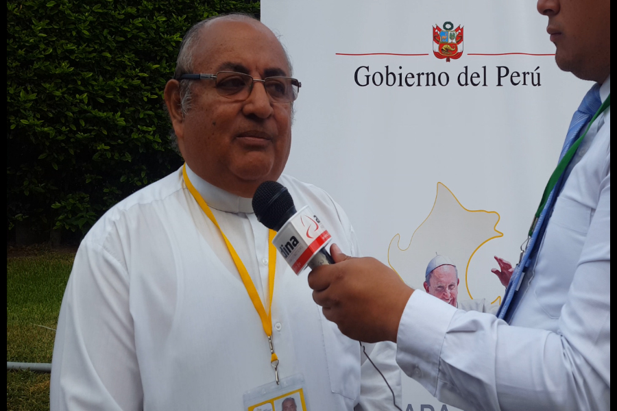 Papa Francisco: su itinerario en visita a Trujillo
