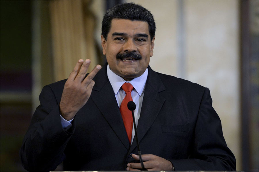 Las declaraciones de Maduro sobre su visita a Lima