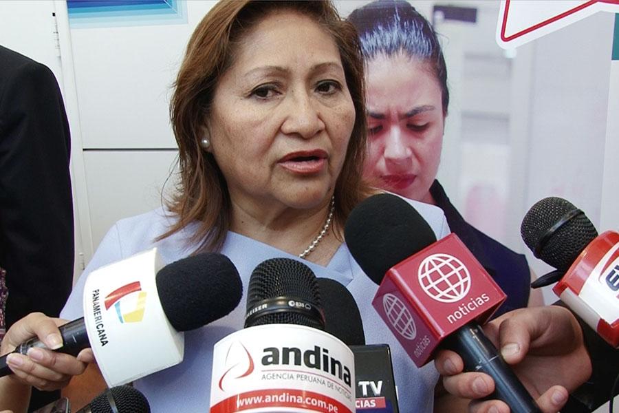 Ministra Choquehuanca: madre e hijo quemados reciben todo nuestro apoyo