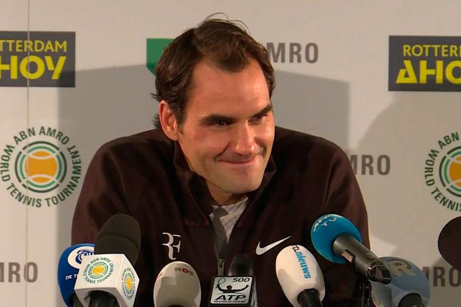 Federer se convirtió en el número 1 de más edad en la historia del tenis