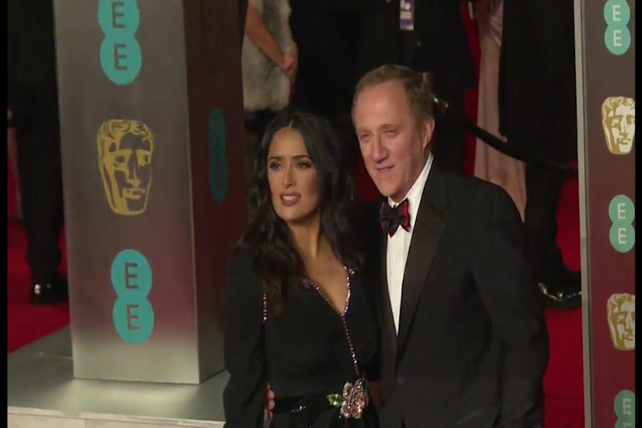 Londres: se celebraron los premios Bafta