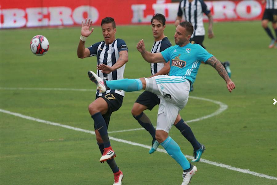 Sporting Cristal gano 2-0 al Alianza Lima