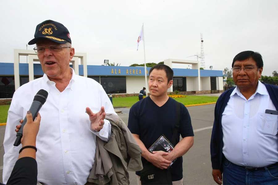 Kuczynski declarará viable construcción de proyecto que descontaminará el Titicaca