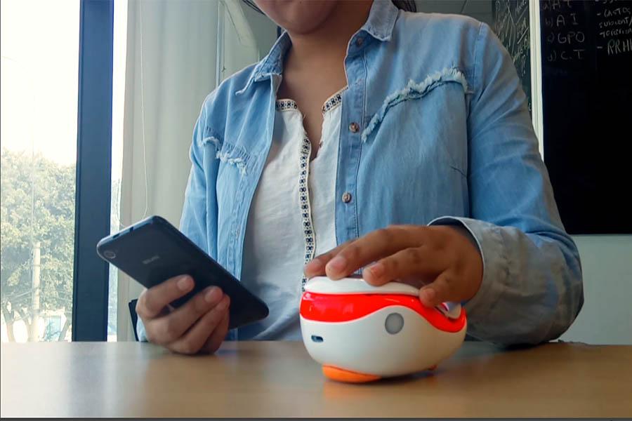 """""""Startup"""" peruana usa tecnología para reducir sudoración excesiva"""