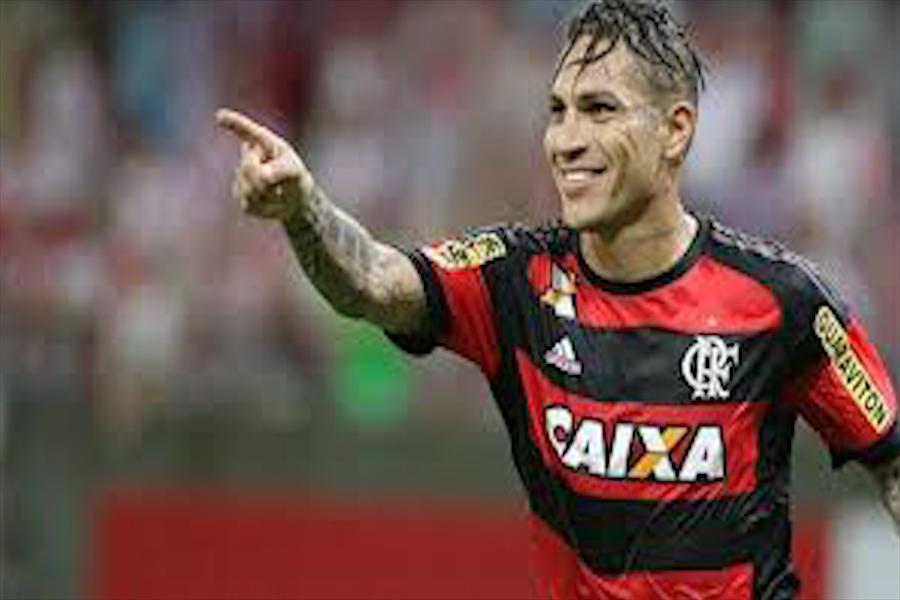 Paolo Guerrero regresa a entrenamientos con Flamengo