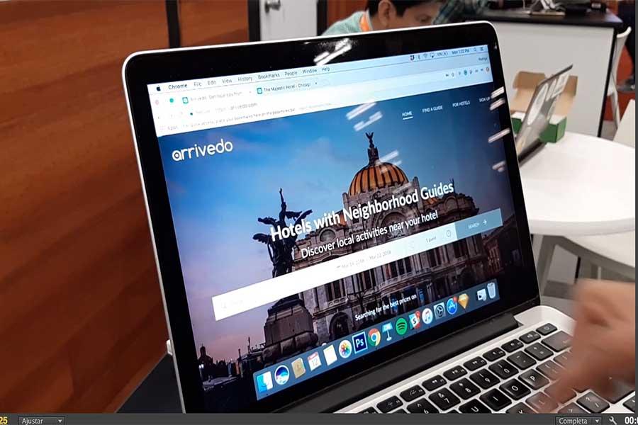 """""""Startup"""" peruana lanza buscador con guías turísticas de los lugares que visitas"""