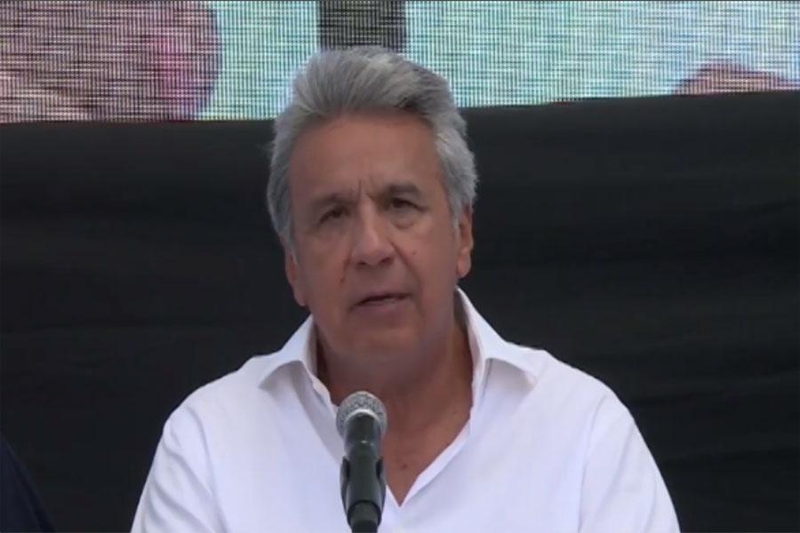 Ecuador da plazo de 10 días a líder rebelde para entregarse