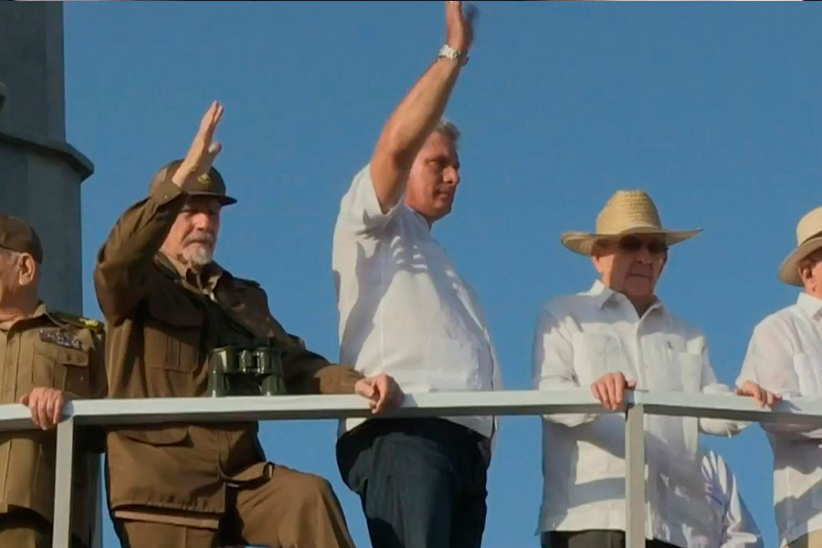 Miguel Díaz-Canel, por el legado de la revolución cubana