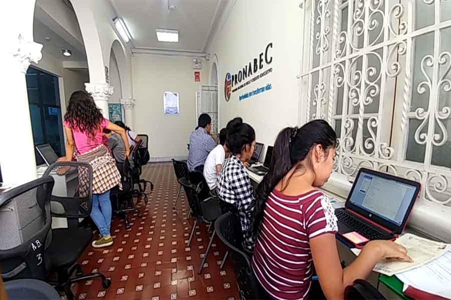 Conoce las ventajas del crédito educativo de Pronabec