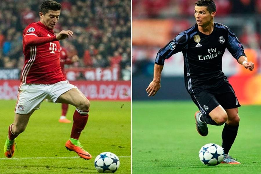 Bayern-Real Madrid, choque de gigantes en semifinal de Champions