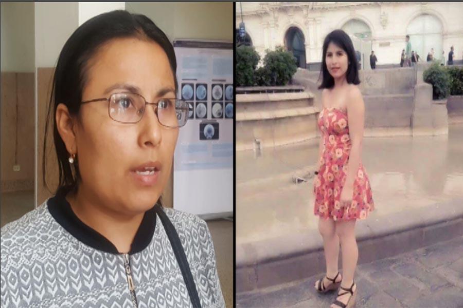 Testimonio de Sandra Aguirre hermana de joven quemada en bus