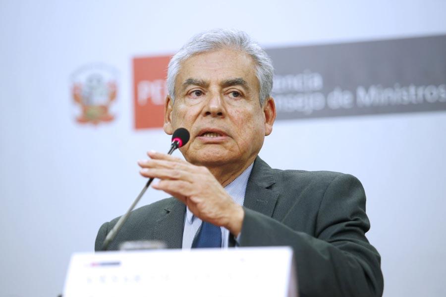 Villanueva: Gobierno tendrá administración ágil, eficiente y menos burocrática
