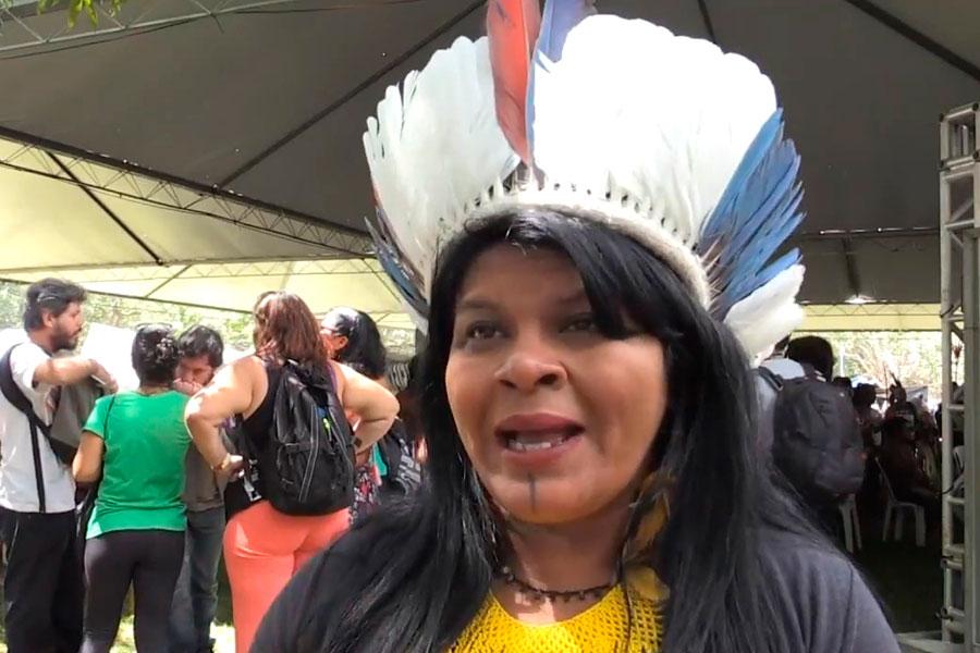 Mujeres indígenas buscan abrirse paso en la política de Brasil