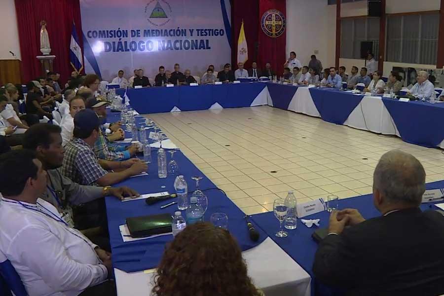 Nicaragua: Gobierno y oposición aprueban tregua de dos días para dialogar