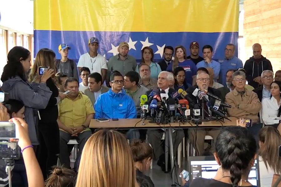Gobierno de Venezuela rechaza acciones de Grupo de Lima