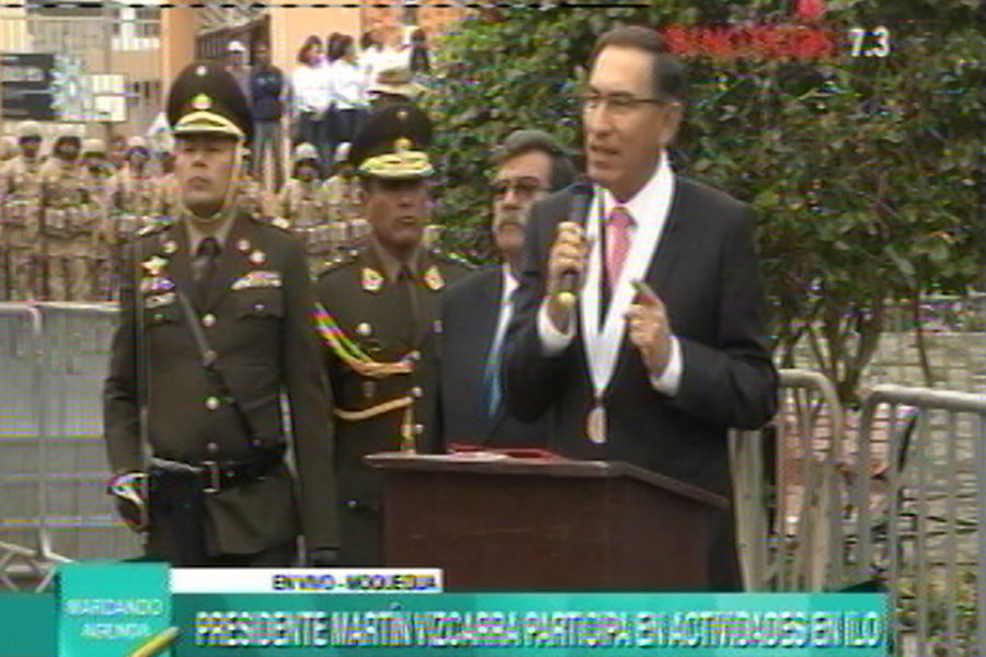 Presidente Vizcarra anuncia nueva reunión con Evo Morales para tratar corredor bioceánico
