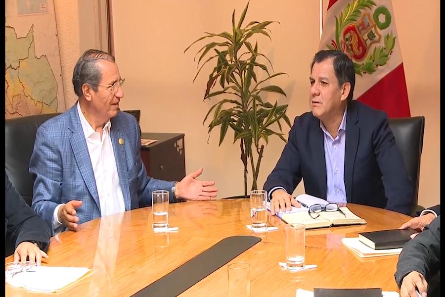 Mininter y alcaldes del país acuerdan estrategias de seguridad ciudadana