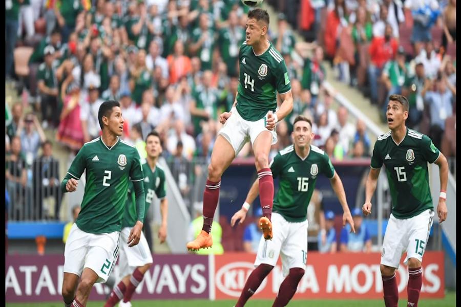 México hace historia en el Mundial al derrotar 1-0 a Alemania