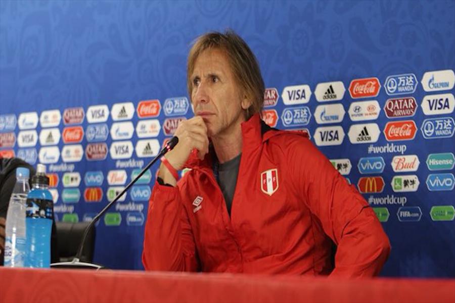"""Ricardo Gareca: """"No tengo nada que reprocharle al equipo"""""""