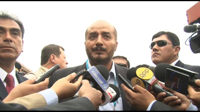 Ministro del interior se trabajan acciones policiales m s for Como se llama el ministro del interior