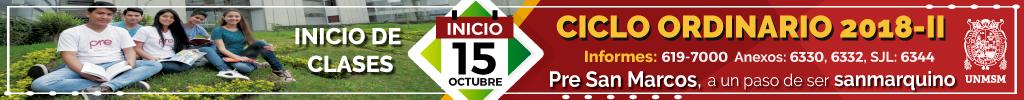 Banner San Marcos 18.09 al 02.10