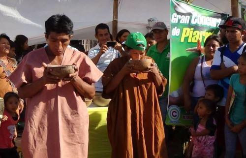 Expo Amazónica reivindicará al masato, la bebida tradicional de la Amazonía.