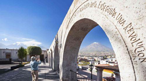 En julio empieza la temporada alta en Arequipa y se espera el arribo de miles de turistas.