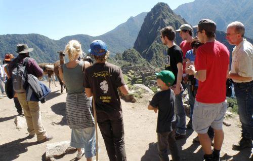 Machu Picchu es el principal ícono turístico del Perú y hasta junio de este año recibió 1.2 millones de turistas.