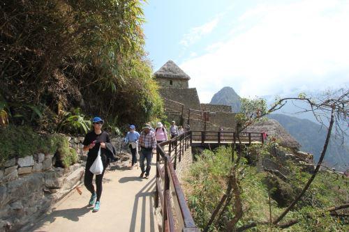 Con la medida se busca mejorar la experiencia que vive el turista que visita Machu Picchu.