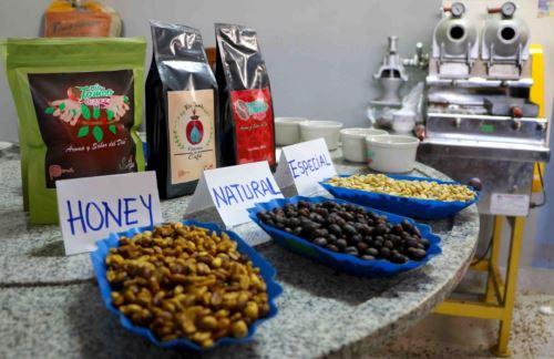 Promperú presentó la marca distintiva Cafés del Perú, para promover los cafés especiales.