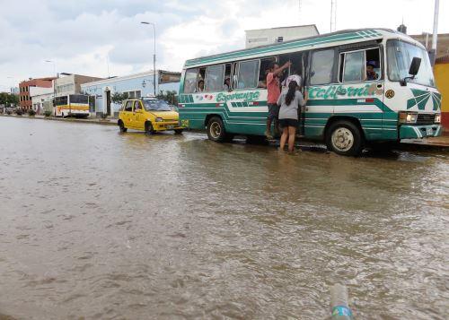 Se desviará el curso de las quebradas que cruzan la ciudad de Trujillo.