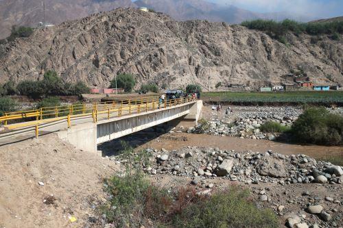 Con nueva convocatoria se espera concluir con el saldo de la obra vial Lima-Canta-Huayllay.