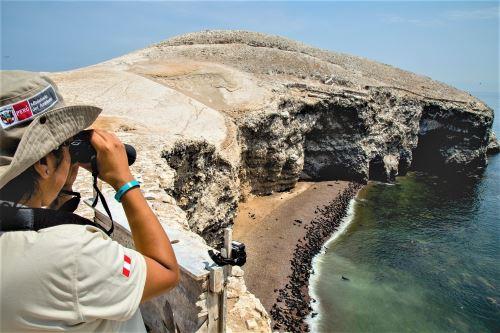Paracas posee impresionantes paisajes naturales.