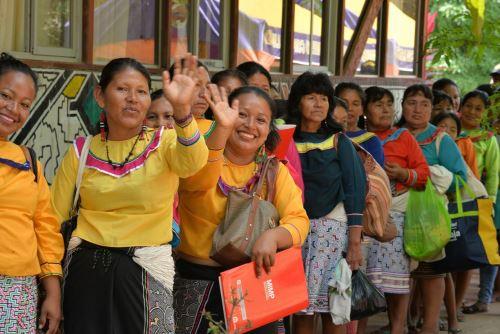 Se ha fortalecido capacidades institucionales de organizaciones indígenas.