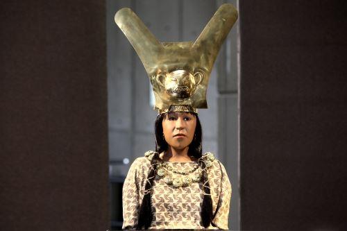 La Señora de Cao fue un importante personaje de la cultura Moche.