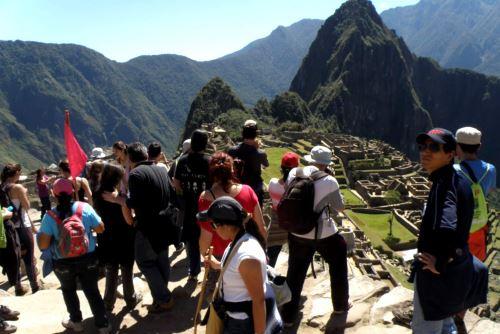 La ciudadela Inca atrae el interés de los turistas de todo el mundo.