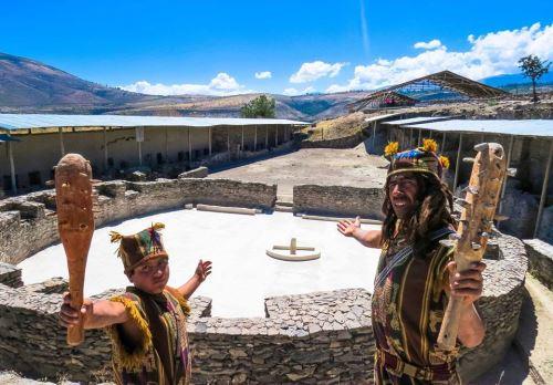 Se iniciarán trabajos de conservación en el complejo arqueológico Wari. Foto: José Ochatoma