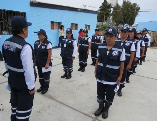 Brigadistas del Minsa viajarán también a Piura para reforzar acciones ante presencia de lluvias.