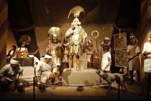 El museo Tumbas Reales de Sipán se ha convertido en un importante ícono cultural.