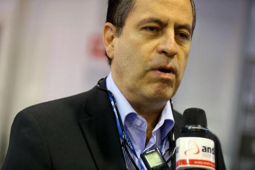 Presidente de la Cámara Peruana del Atún, Alfonso Miranda