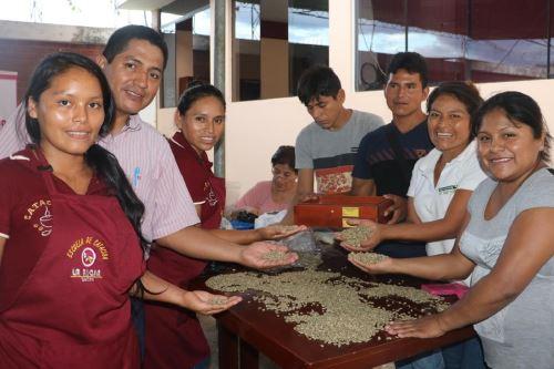 La diversidad de climas y suelos de Perú favorecen la producción de cafés especiales.