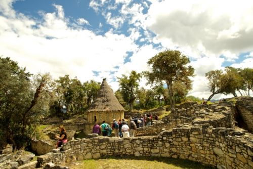 El complejo arqueológico de Kuélap es el mayor atractivo turístico de la región Amazonas.