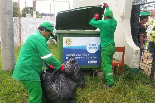 Campaña Perú Limpio estará presente en Expo Amazónica.