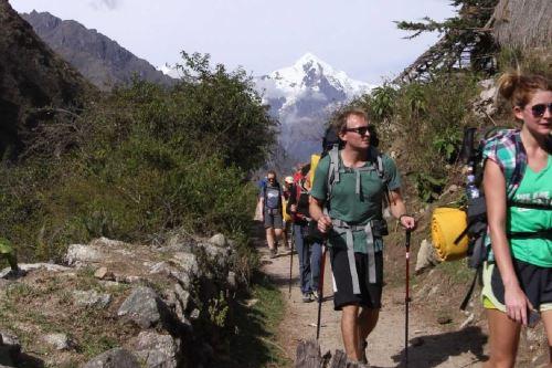 Ministerio de Cultura afirmó que objetivo es optimizar la visita turística a Machu Picchu.