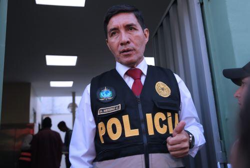 Citas en linea para la interpol