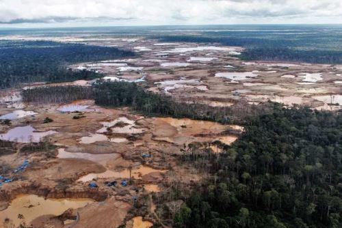 Con una gestión integral del territorio se combatirá efectivamente la deforestación.