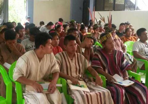 43 lenguas originarias se hablan en comunidades indígenas de la Amazonía peruana.