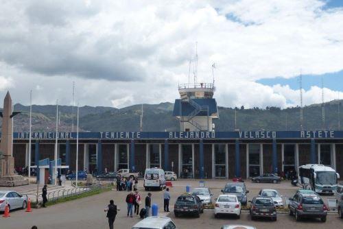 Reactivacion Aeropuerto De Cusco Tiene Listo Protocolos De Salud Para Recibir A Pasajeros Noticias Agencia Peruana De Noticias Andina