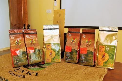 Estos son algunos de los cafés especiales que producen los caficultores peruanos.